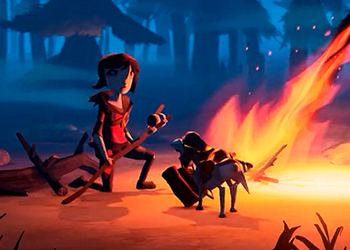 Снимок экрана The Flame in the Flood