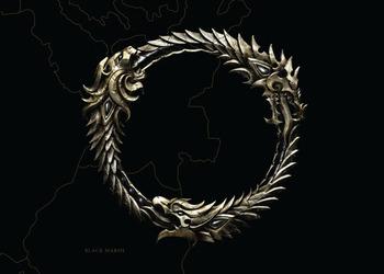Логотип The Elder Scrolls Online