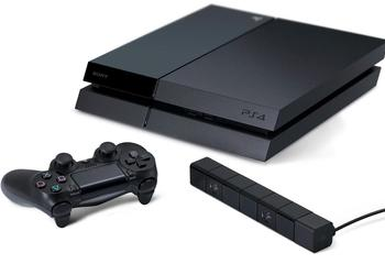 Фото PlayStation 4