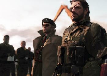 Снимок экрана Metal Gear Solid V: The Фантом Pain