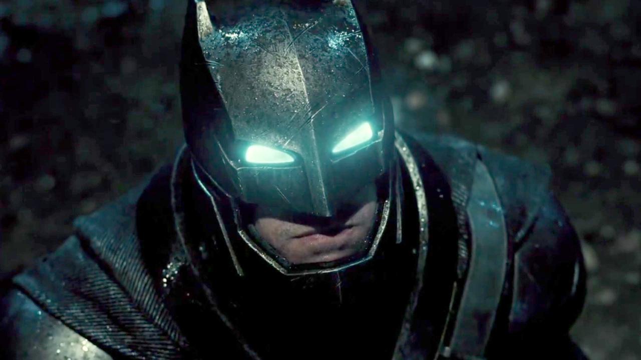 Всети интернет размещен 1-ый снимок нового «Бэтмобиля»