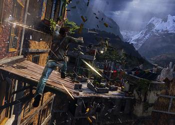 Скриншот Uncharted 2