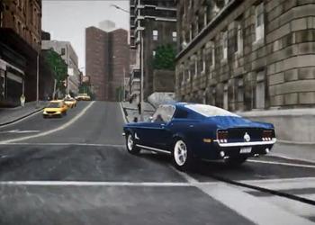 Скриншот модификации iCEnhancer для GTA IV
