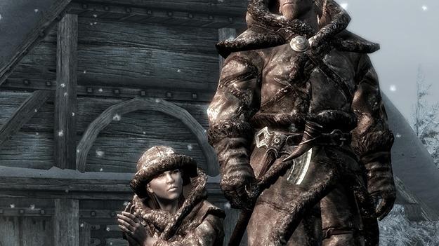Создатели The Elder Scrolls V: Skyrim проходят к работе над новой основной игрой