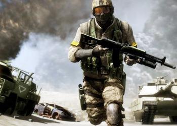 Снимок экрана Battlefield: Bad Company 2