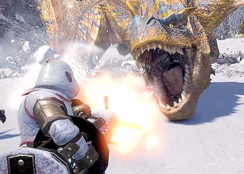 Monster Hunter Rise для Steam дают бесплатно