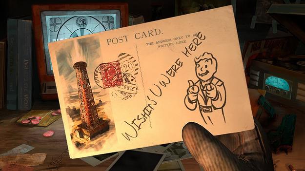 Разработчики Fallout планируют уберечь мир от апокалипсиса при помощи новой игры Project V13