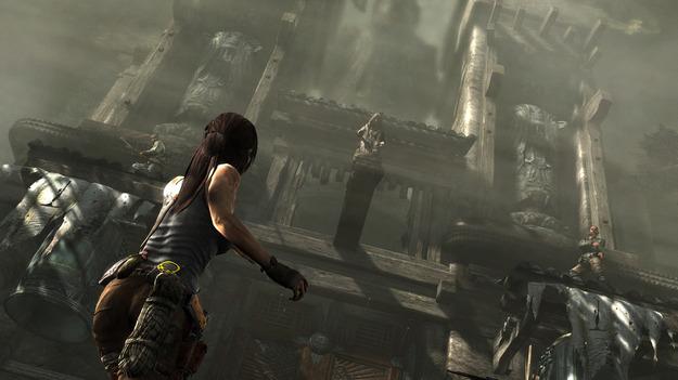 Свежее добавление к игре Tomb Raider  в интернете