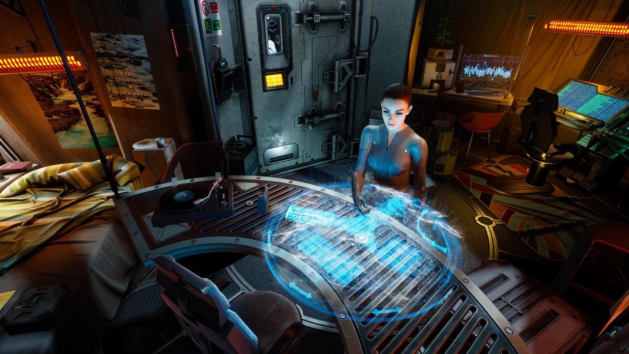Авторы Metro 2033 анонсировали новейшую игру— Arktika.1