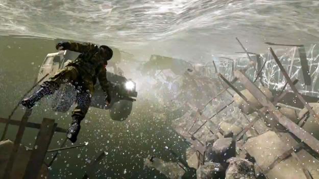 Activision обнародовала обновленный трайлер к игре Call of Duty: Ghosts