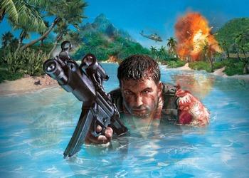 Снимок экрана Far Cry