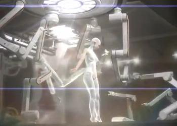 Снимок экрана работы технологии Kara