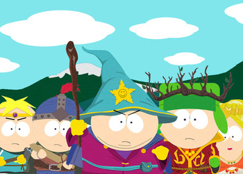 Скриншот South Park: The Game