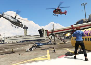 Скриншот GTA Online