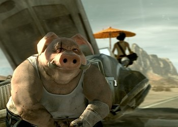 Скриншот Beyond Good and Evil 2