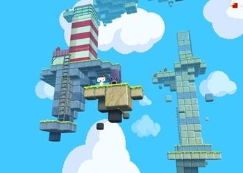 Снимок экрана Fez