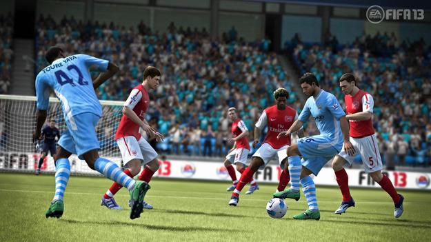 Большинство игроков в компьютерные игры не применяют онлайновые возможности в спортивных играх