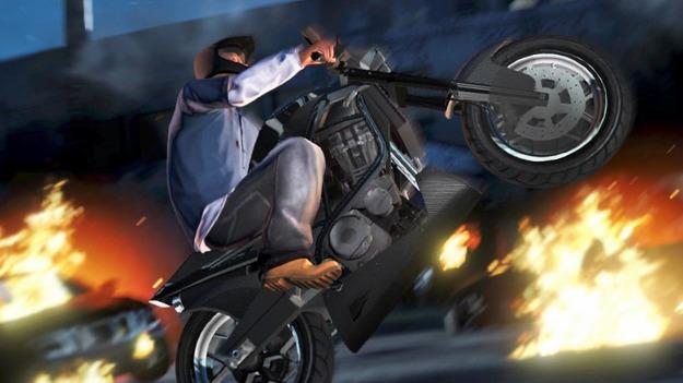 Rocksar объявила дату релиза игры GTA V