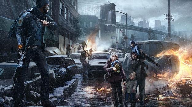 Для реалистичности создатели игры Tom Clancy'с The Division советовались с представителями ЦРУ и принимали участие в тренингах по выживанию