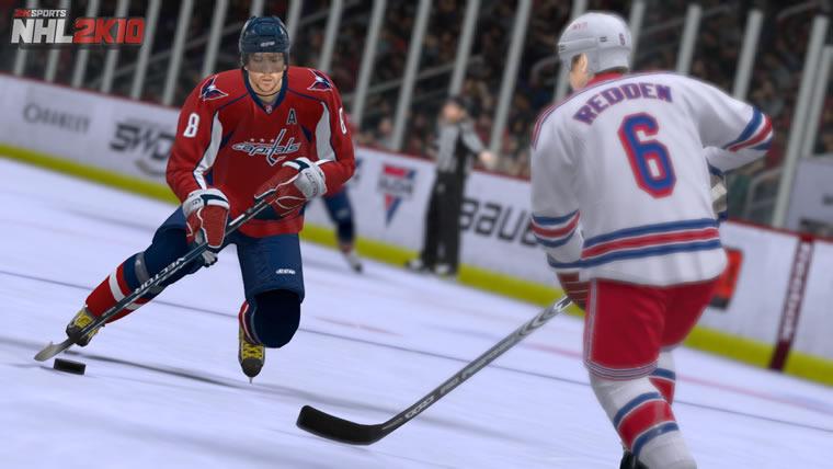 Галерея игры NHL 2K10 :: Все изображения.
