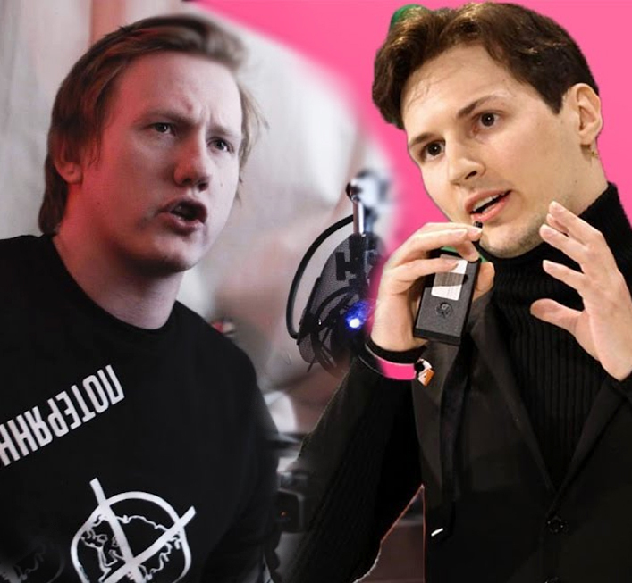 Блогер изПетербурга обвинил Павла Дурова вполомке телефона