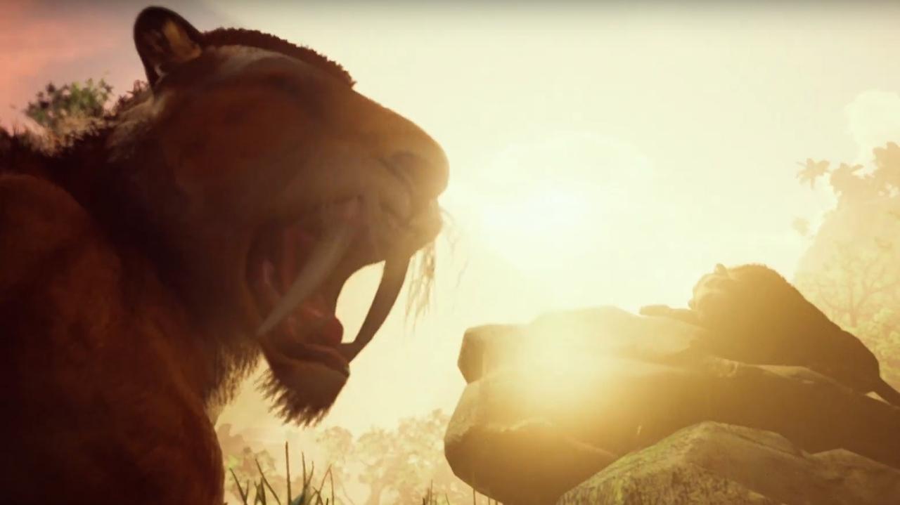 Создатель Assassin's Creed обнародовал  новый трейлер собственной  амбициозной игры Ancestors