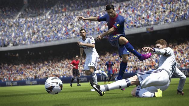 РС модификация игры FIFA 14 не унаследует технологию Ignite Engine, предназначенную для Xbox One и PlayStation 4