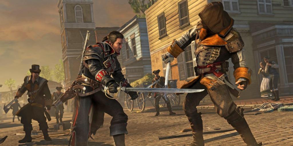 Assassin's Creed: Rogue справилась успешнее Unity по оценкам игроков и критиков