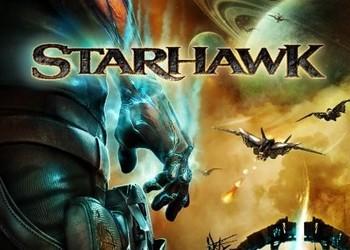 Бокс-арт Starhawk