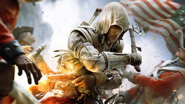 Ubisoft произвела 1-ое добавление к игре Assassin'с Creed III из серии «Тирания Короля Вашингтона»