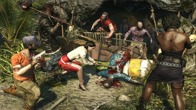 Обнародован обновленный видеоролик к игре Dead Island: Riptide