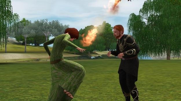 Обнародован обновленный трайлер к расширению игры The Sims 3: Dragon Valley