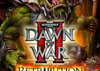 Бокс-арт Warhammer 40,000: Dawn of War II – Retribution