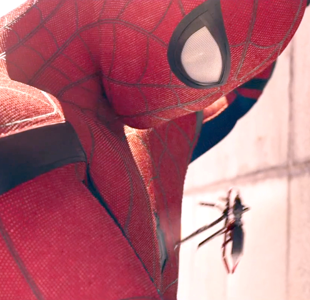 Размещен новый трейлер фильма «Человек-паук: Возвращение домой»