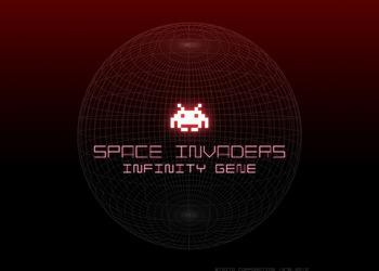 Бокс-арт Space Invaders Infinity Gene