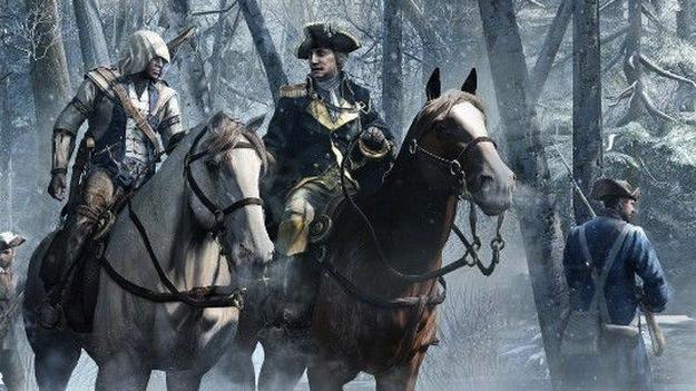 Ubisoft сделает из Вашингтона короля в дополнениях к игре Assassin's Creed III
