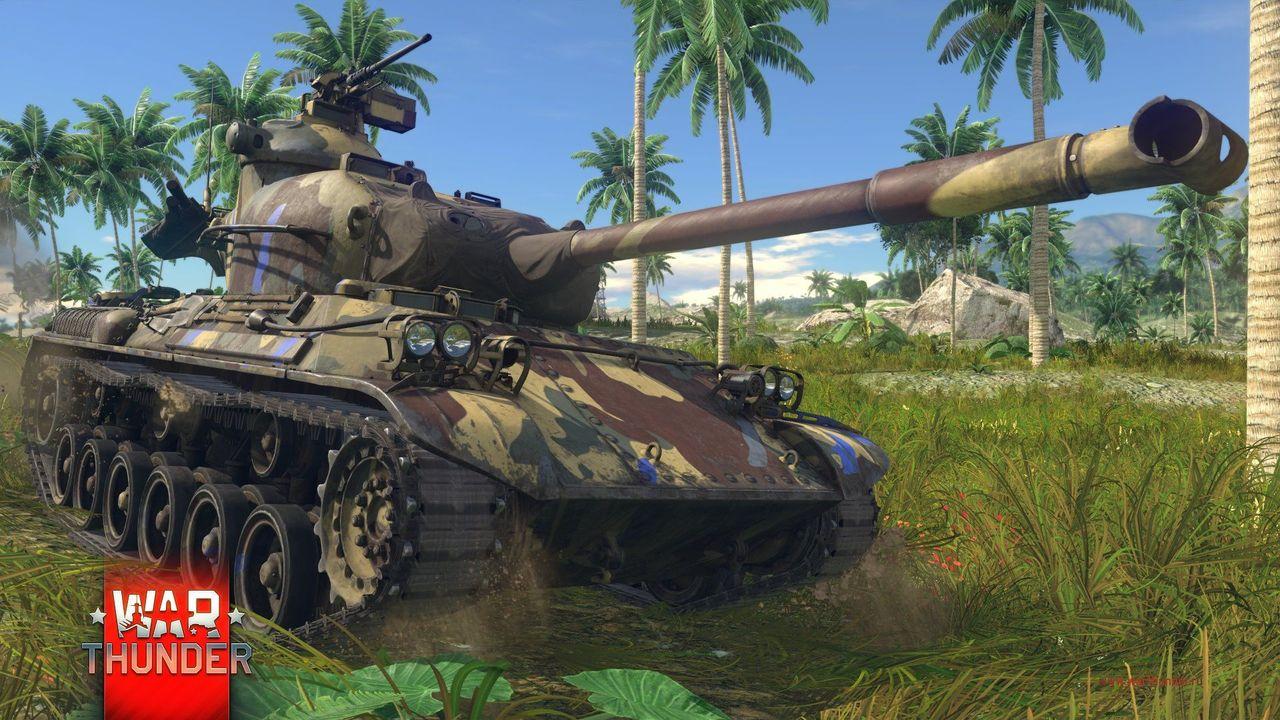 Состоялся релиз русской военной онлайн-игры War Thunder