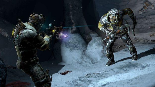 ЕА произвела трайлер релиза игры Dead Space 3