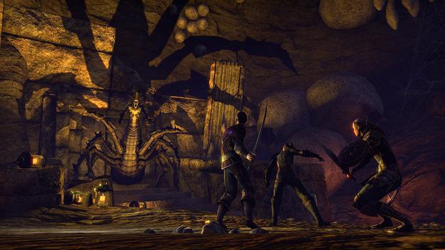 Bethesda привезет игровую демо-версию The Elder Scrolls On-line на демонстрацию PAX East