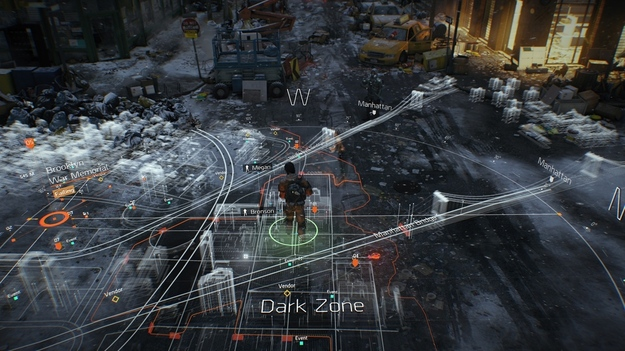 Создатели сообщили об образовании Tom Clancy'с The Division, дате релиза и РС версии игры