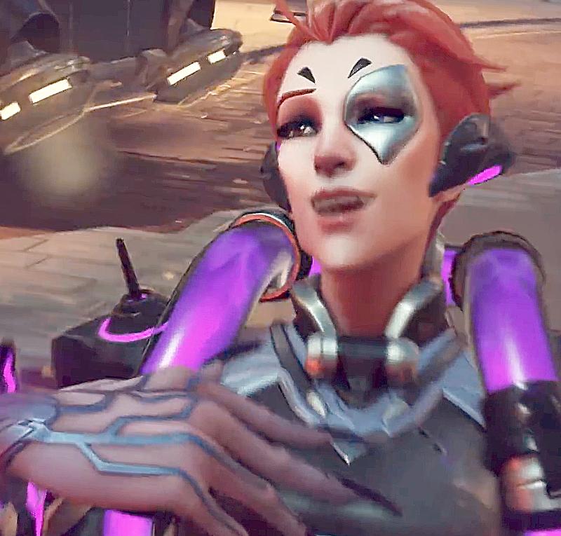 Blizzard World | Новое гибридное поле боя | Overwatch