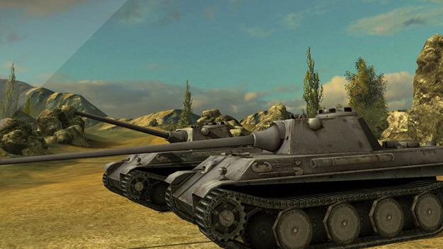 Wargaming объявила мобильную игру World of Tanks Blitz