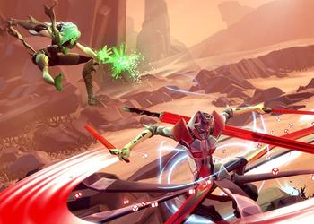 Снимок экрана Battleborn