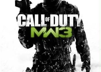 Бокс-арт Call of Duty: Modern Warfare 3