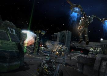 Снимок экрана StarHawk