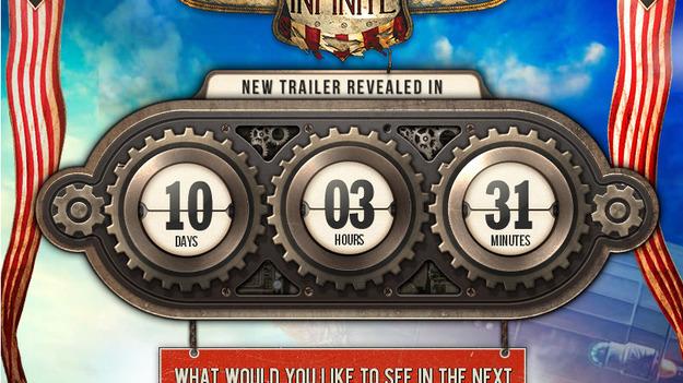 Irrational Games готовит новый трейлер к игре BioShock Infinite
