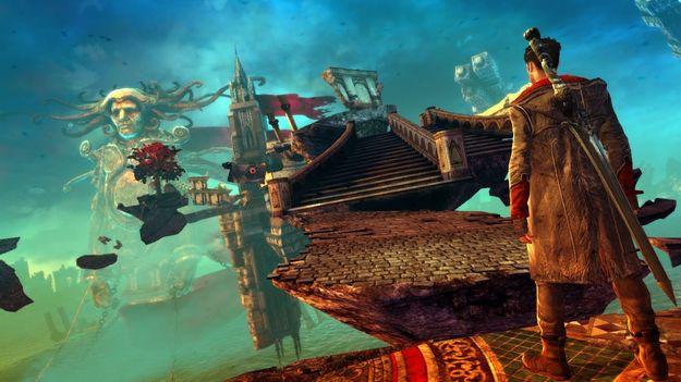 В игре DmC появится четыре новых уровня сложности