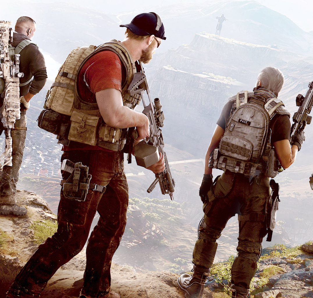 Компания Ubisoft представила 20 мин. геймплея Tom Clancy's Ghost Recon: Wildlands