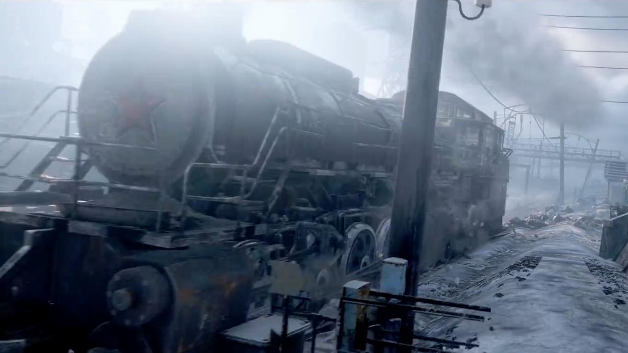 Озвучена дата выхода Metro Exodus