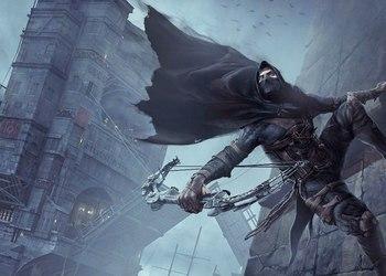 Снимок экрана Thief 4